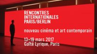 """Avant l'envol"" at Rencontres Internationales, Paris"