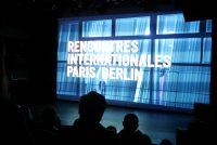 """Avant l'envol"" screened at Rencontres Internationales, Berlin"